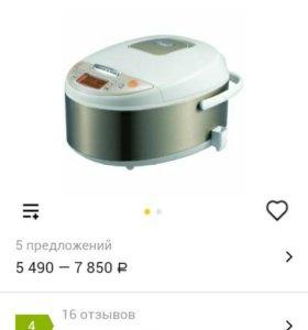 Мультиварка Sigmund & Stain MC- DS938P