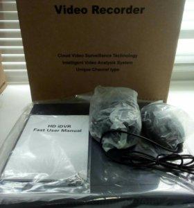 Видеонаблюдение - видеорегистраторы