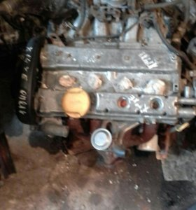 Двигатель опель астра x14xe