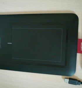 Графический планшет wacom bamboopen&touch (ctl-460
