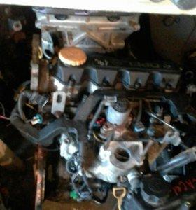 Двигатель опель астра ф (g)8v 1.6л