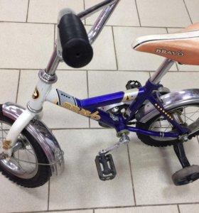 Детский велосипед Bravo