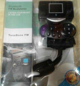 Bluetooth- FM.