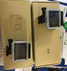 Action камера ele explorer s 4K Wi-Fi + все акссес