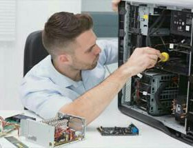 Ремонт компьютеров и ноутбуков. Установка Windows
