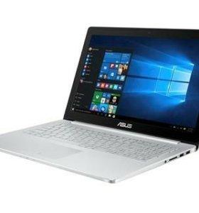 Ноутбук Asus Zenbook Pro, UX501JW-FJ380T