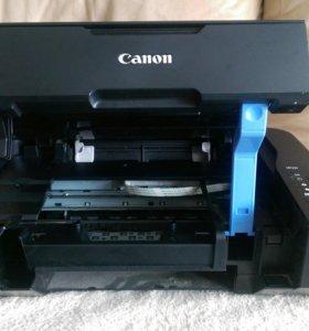 Струйный, цветной принтер, сканер, копир Canon