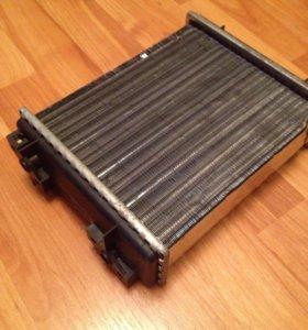 Алюминиевый радиатор отопления салона ВАЗ 2101-07