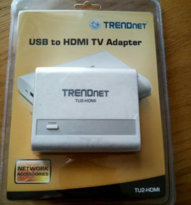 Адаптер USB TO HDMI TV ADAPTER