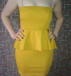 Новое платье бюстье италия
