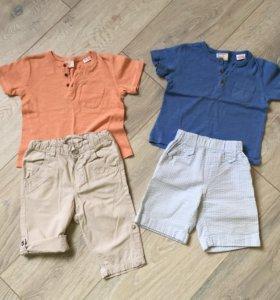 Шорты брюки майки