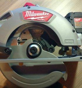 Циркулярная пила Milwaukee 2731-20 M18 66mm