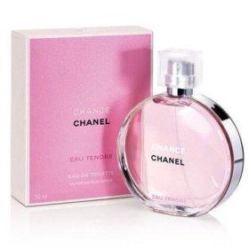 Парфюмерная вода Chanel chance 100ml