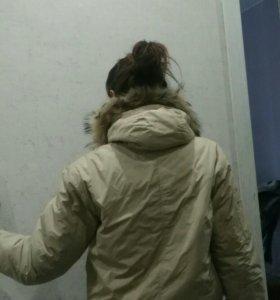 Куртка мех натуральный