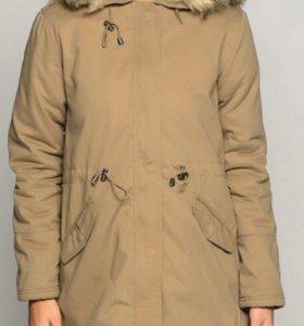 Куртка парка Camelot
