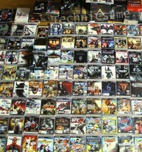 Игры лицензия на PS3