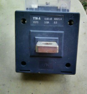 Трансформатор тока тти-а