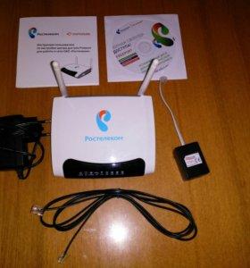 wi-fi vdsl модем