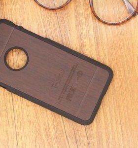 Чехол на айфон 6+ стекло