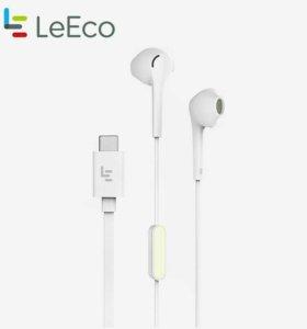Наушники LeEco cdla USB Type C