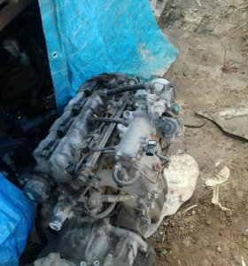 Двигатель на Suzuki Baleno