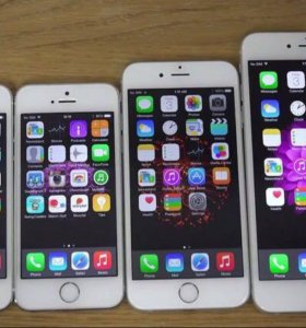 iPhone все модели