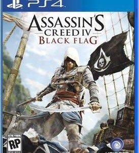 PS4 Assassins Cred Black Flag