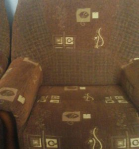 Кресла за два.