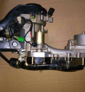 (Новый) Двигатель на для скутера 4Т 139QMB