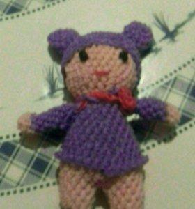 Кукла резиновая