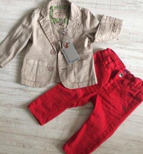 Пиджак и джинсы mexx (новые)