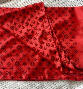 Шёлковый шарфик Louis Vuitton