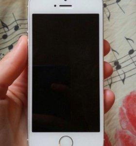 iPhone 5 16 gb серый