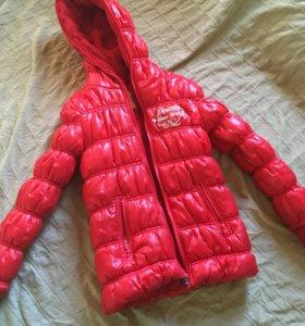 Куртка 8-10лет