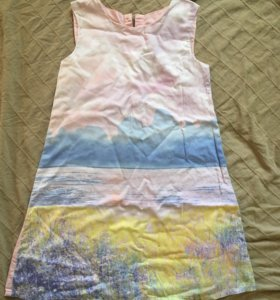 Платье р128