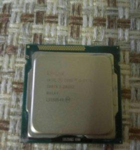 Процессор Intel Core i5 3470 (1155, 4x3.2 Ghz)
