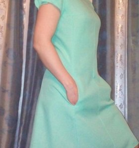 Летнее платье. Новое