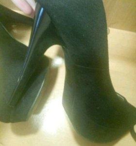 Новые удобные туфли