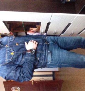 Джинсовая куртка Armani Jeans original