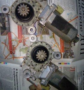 Моторчики стеклоподемников volvo 850