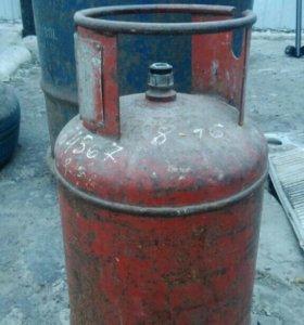 Газ. Баллон 27л