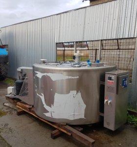 Охладитель молока термос само очестной нержавейка
