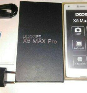 Смартфон Doogee X5MAX Pro