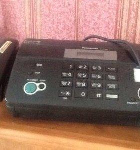 Факс кассовый аппарат