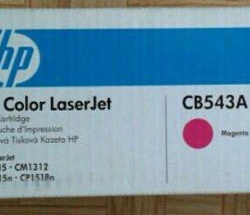 Катридж HP CB543A