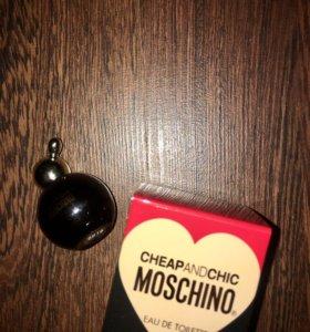 MOSCHINO CHEAR end CHIC