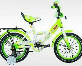 """Велосипед Pulse 1602 16"""" 1 скорость"""
