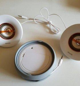 Портативная акустическая система Philips