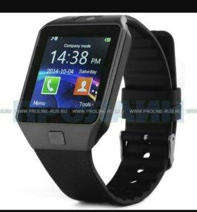 Продам новые часы - смартфон
