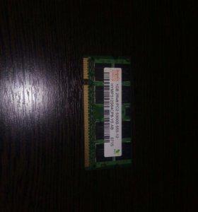 Оперативная память Озу ноутбук DDR2 1GB